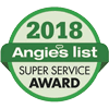 Steamer's Carpet Care - Winner of Angie's List 2018 Super Service Award